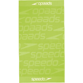 speedo Easy Large Towel 90x170cm apple green